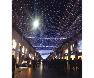 boutiques, christmas, and city image