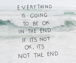 end and ok image