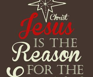 december, christmas, and jesus image