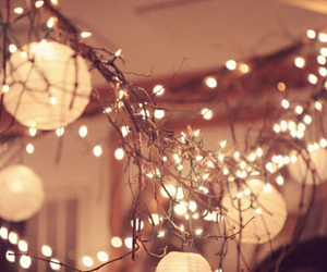 christmas, pretty, and lights image