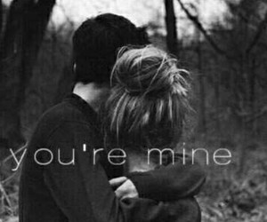 amore, iloveyou, and mine image