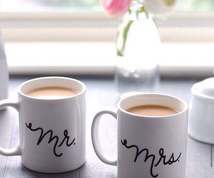 love and coffee image