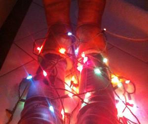 christmas, Christmas time, and christmas lights image