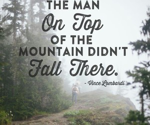 quotes and mountain image