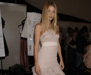 Blumarine, Doutzen Kroes, and fashion image