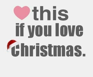 christmas, december, and heart image