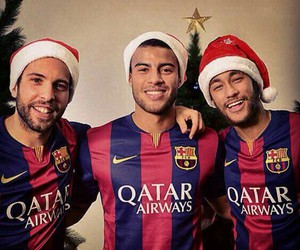 brazilian, christmas, and rafinha image