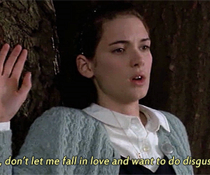 quotes, movie, and winona ryder image