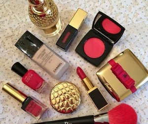 lipstick, make up, and chanel image