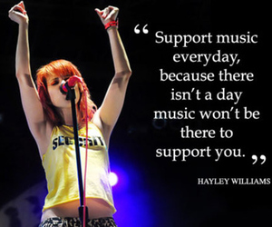 hayley williams, music, and paramore image