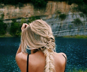 adventure, blonde, and fun image
