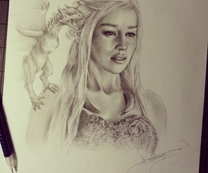 game of thrones and daenerys image