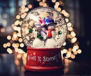 christmas cool snow image