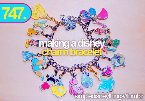 Charm Bracelets Disney World Best