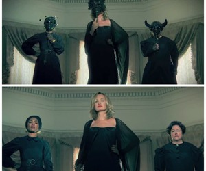 coven, jessica lange, and Kathy Bates image