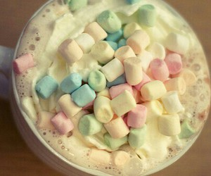 colorful, delicious, and marshmallow image