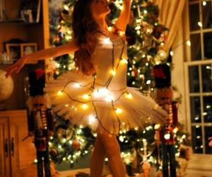 christmas, ballet, and dance image