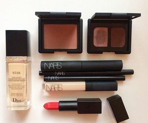 makeup and nars image