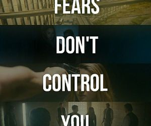 control, fear, and photo image