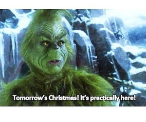 christmas, grinch, and day image