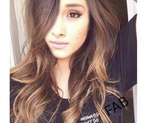 bethany mota, ariana grande, and youtube image