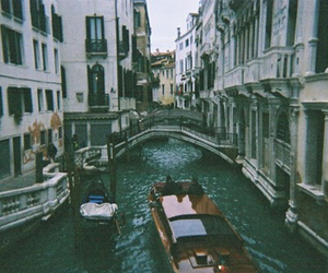 venice, photography, and vintage image