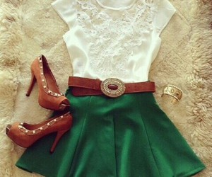 fashion, perfect, and green image