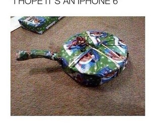 funny, christmas, and gift image