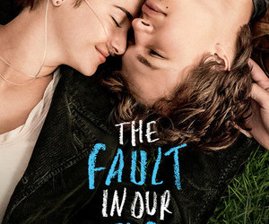 the fault in our stars, movie, and book image