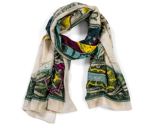 luxury, accessories, and scarf image