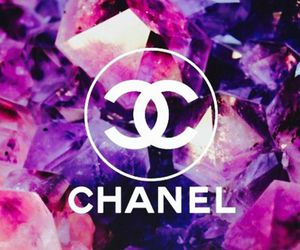 chanel, wallpaper, and purple image