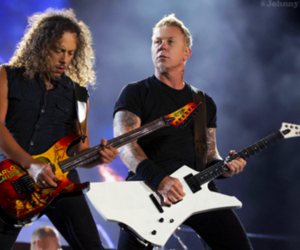 metallica and rock in rio image