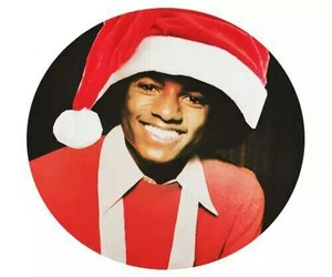 christmas and michael jackson image
