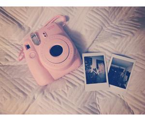 camera, holidays, and pink image