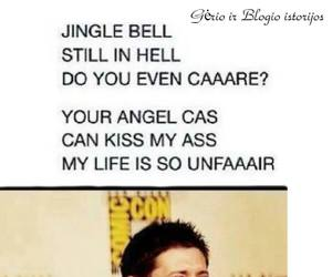 christmas, dean, and funny image