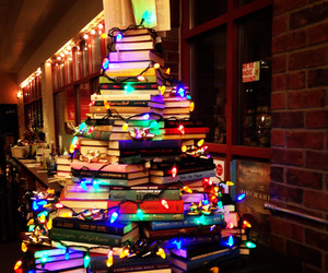 book and christmas image