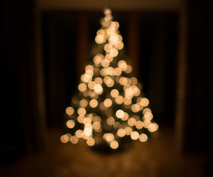 christmas, lights, and Christmas time image