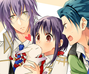 kamigami no asobi, anime, and kawaii image