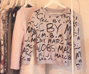 marc jacobs, fashion, and outfit image