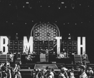 bmth, bring me the horizon, and music image
