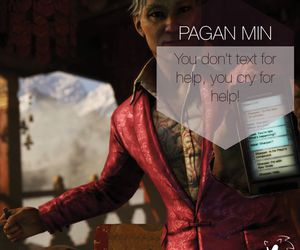 gamer, psico, and far cry image