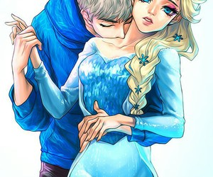 elsa, frozen, and jelsa image