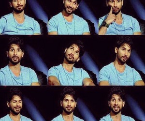 shahid kapoor and cute image