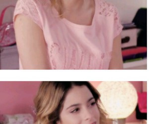 funny, violetta, and martina stoessel image