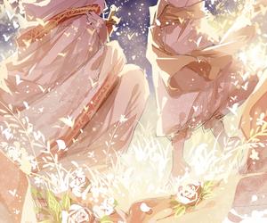 aladdin, bright, and duo image
