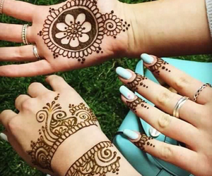 dye, healthy, and henna image