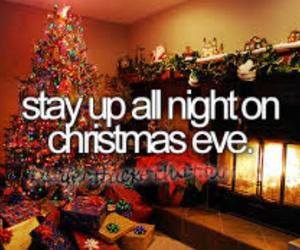 christmas, christmas eve, and presents image