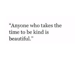 beautiful, kind, and quote image