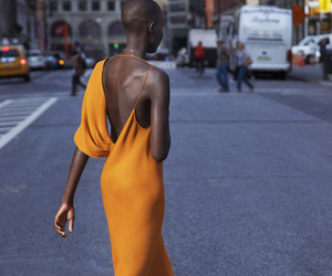 African woman, fashion, and model image