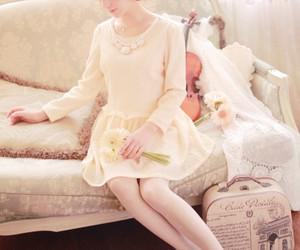 clothes, dress, and kawaii image